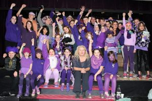 Purple Day cjildren